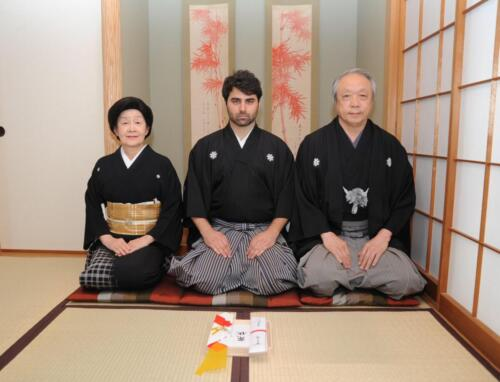 Natori Completion with Grand Master